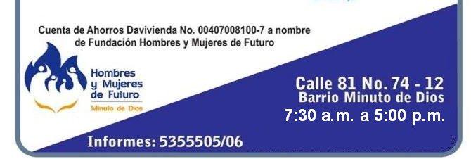 Consignar en cta de ahorros 0040 7008100-7 - calle 81 no 74-12