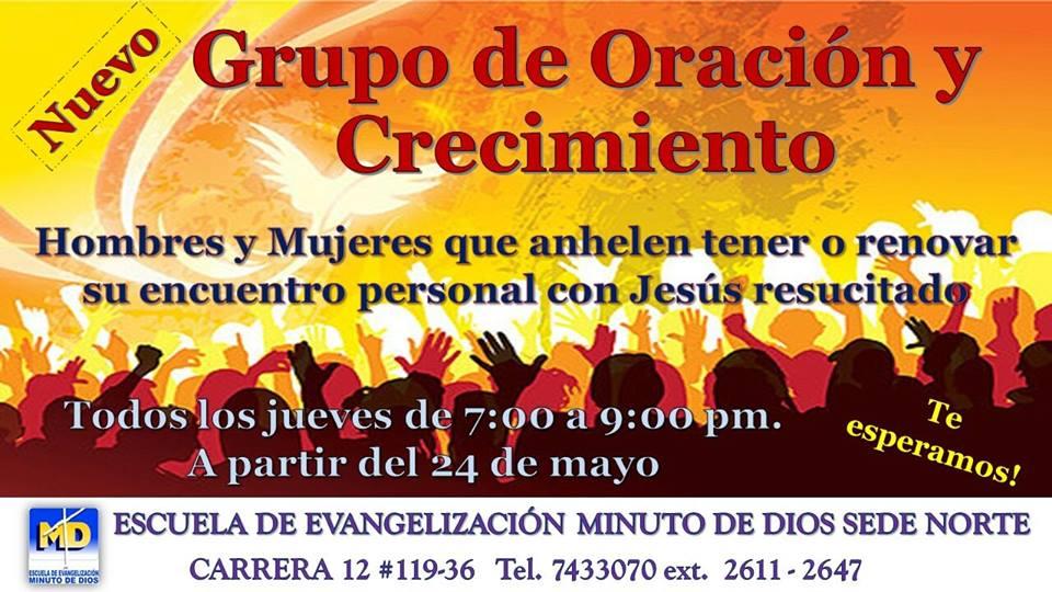 Grupo de Oración y Crecimiento